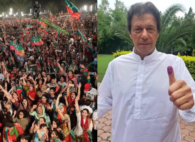 Imran Khan set to become Pakistan's Prime Minister