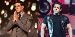 Salman Khan and Akshay Kumar on 'Highest Paid' Forbes List