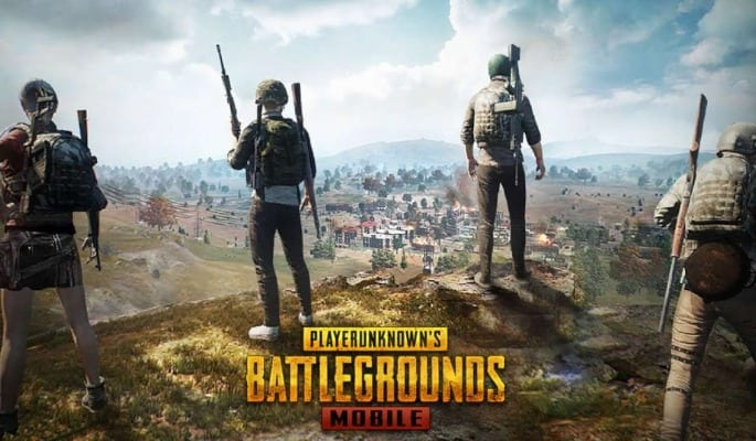 PlayerUnknowns Battlegrounds - 3 Mobile Games