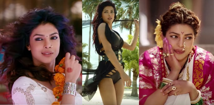 12 Amazing Priyanka Chopra Music And Dance Videos Desiblitz