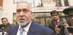 Vijay Mallya is 'broke' and Living off his Wife's Earnings