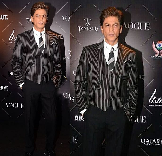 Vogue Beauty Awards 2018 SRK