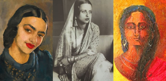 5 Incredibly Talented Women Artists from India