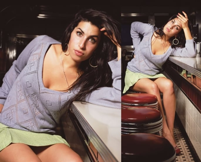 Ram Shergill pictures of Amy Winehouse