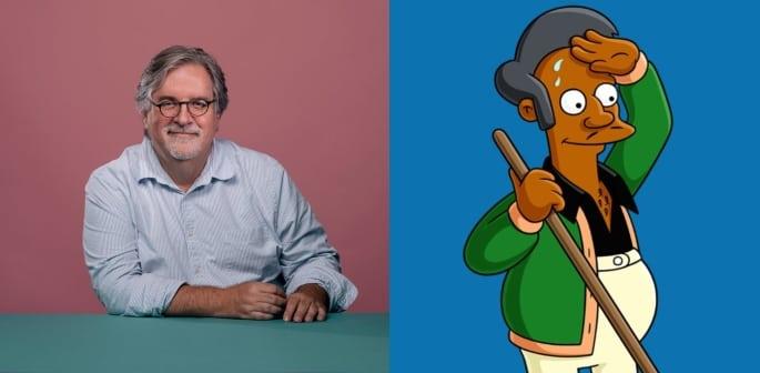 Creator of Apu, Matt Groening