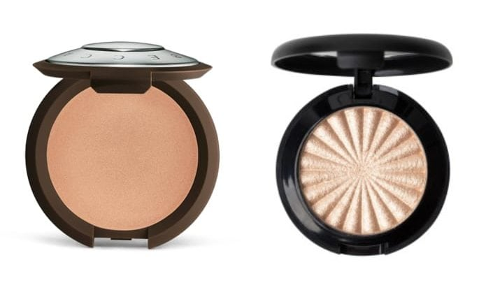 Becca Shimmering Skin Perfector & Ofra Rodeo Drive