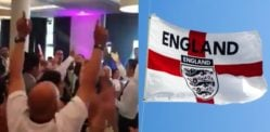 Punjabi Wedding Dance Video goes Viral after England win