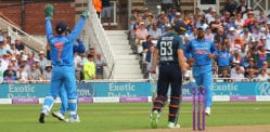 India beat England in 1st Royal London ODI 2018