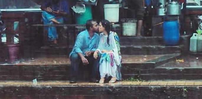 kiss bangladesh photo