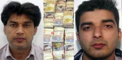 Brothers and Gang jailed for Money Laundering over £800K Cash