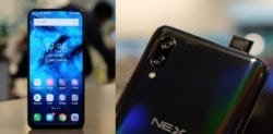 Vivo NEX launch in India: What are the New Features?
