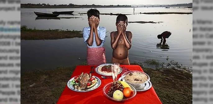 poverty porn photos india