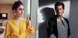 સલામ: કરિના કપૂર ખાન બાયોપિકમાં એસઆરકેની સાથે અભિનય કરશે