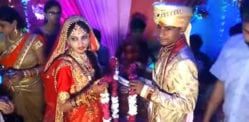 Indian Bride slaps Man on Wedding Stage in Viral Video