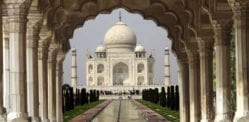 The Taj Mahal is being Stained by Pollution and Action is Needed