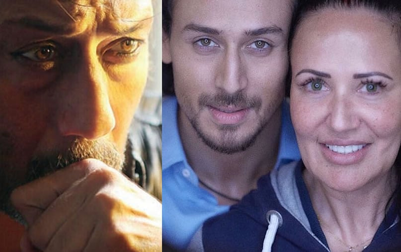tiger shroff parents