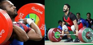 top indian male weightlifters
