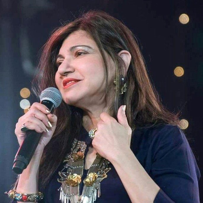 12 Famous Bollywood Female Playback Singers - Alka Yagnik