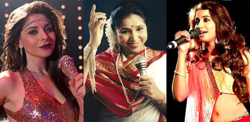 12 Famous Bollywood Female Playback Singers - F1