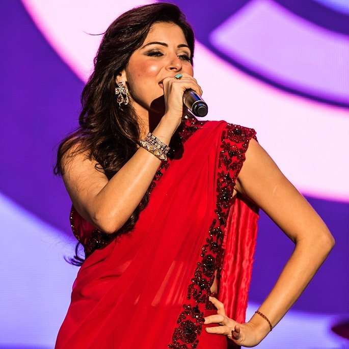 12 Famous Bollywood Female Playback Singers - Kanika Kapoor