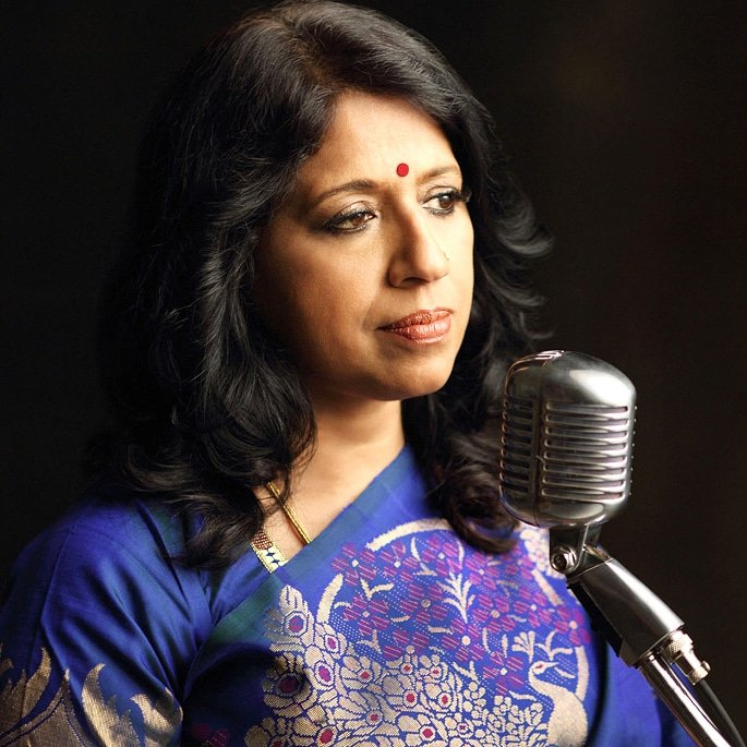12 Famous Bollywood Female Playback Singers - Kavita Krishnamurthy