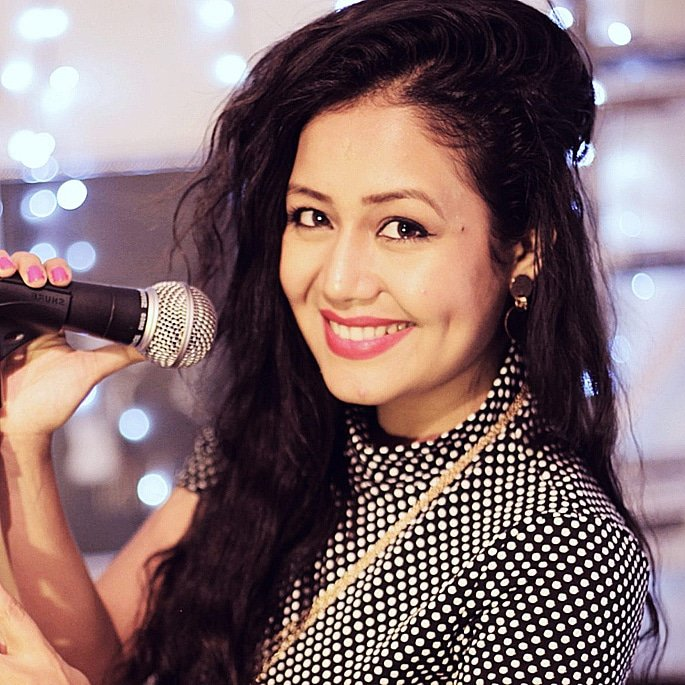 12 Famous Bollywood Female Playback Singers - Neha Kakkar