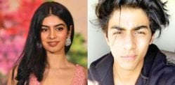 Aryan Khan and Khushi Kapoor making their Debut Together?