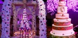 Outrageously Lavish Desi Wedding Cakes you Have to See