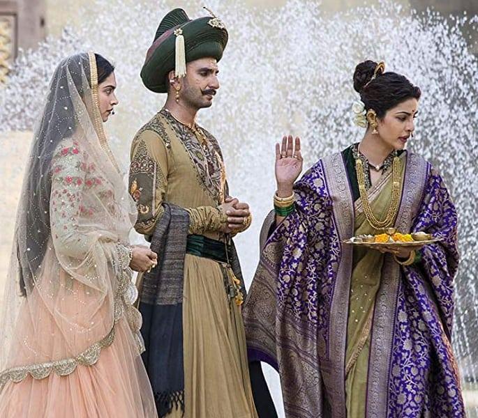 Bollywood Period Dramas - bajirao mastani