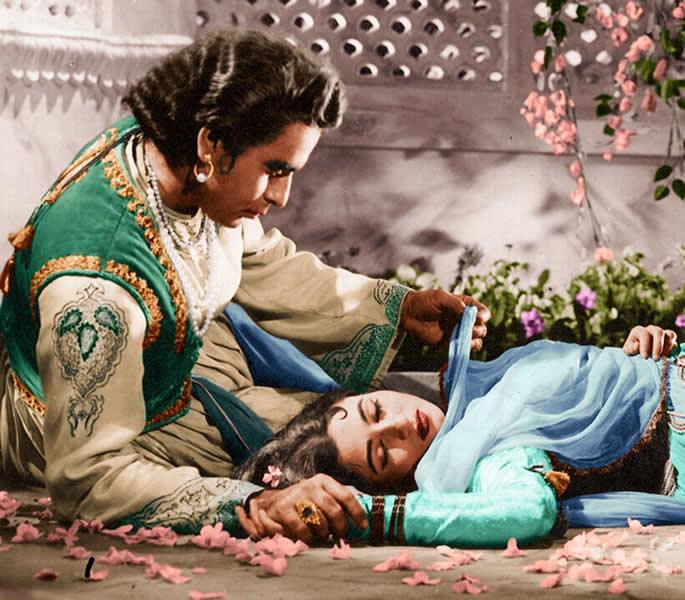 Bollywood Period Dramas - mughal-e-azam