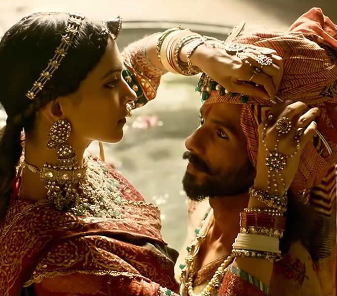Bollywood Period Dramas - padmavaat