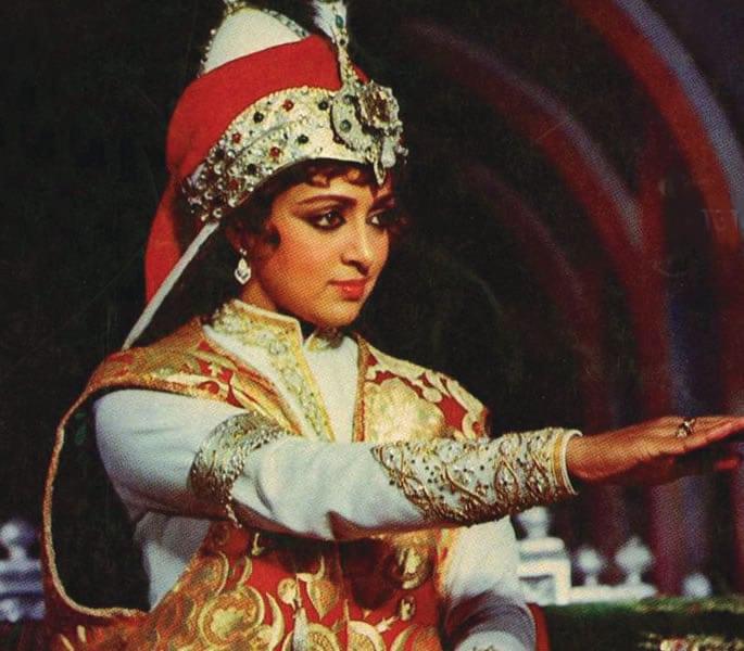 Bollywood Period Dramas - razia