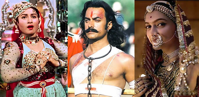 Bollywood Period Dramas