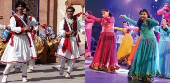 Dances of Pakistan - Featured Image
