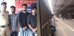 'Kiki Challenge' Men Ordered to Clean Indian Rail Station