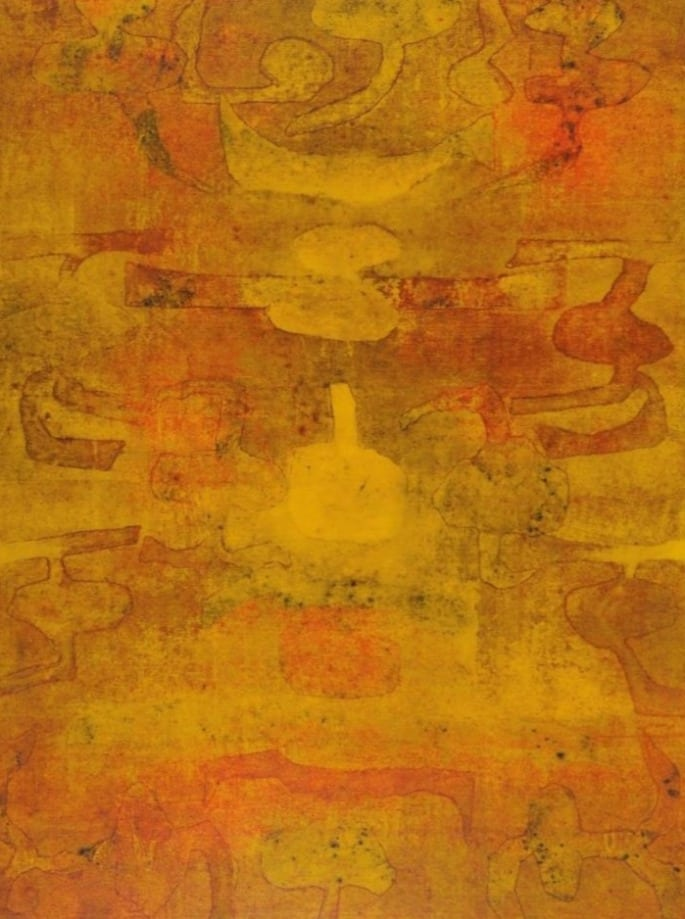 गायतोंडे - भारतीय पेंटिंग
