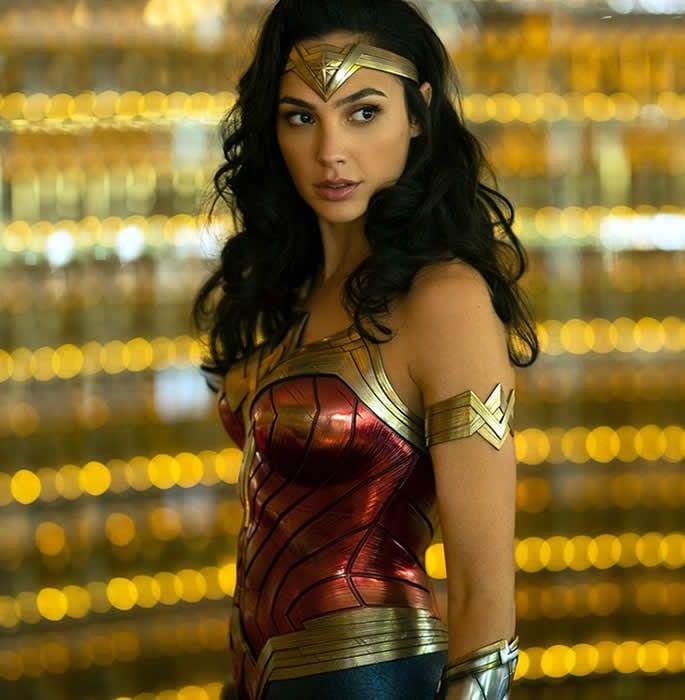 Gal Gadot - Soundarya Sharma Wonder Woman 1984