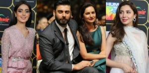 Best Dressed Celebrities at HUM Awards 2018