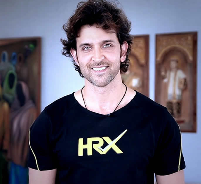 Indian Celebrity Fashion Brands HrX