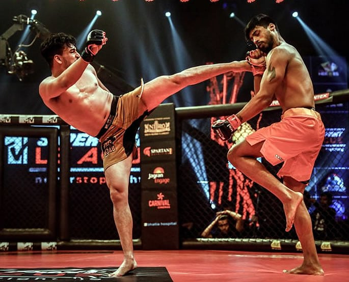 MMA in India SFL