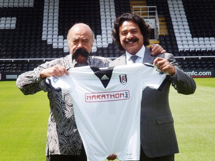 Shahid Khan - Sports Teams