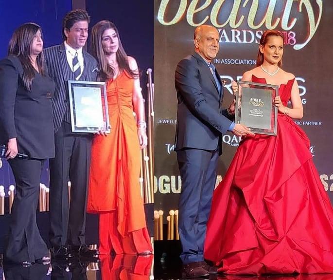 Vogue Beauty Awards 2018 winners