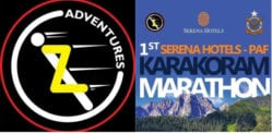 Z Adventures: Pakistan Karakoram Marathon 2018