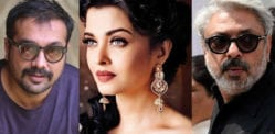 Aishwarya Rai Chooses Anurag Kashyap and not Bhansali?