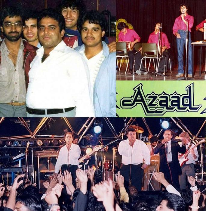 bhangra bands 1980s azaad
