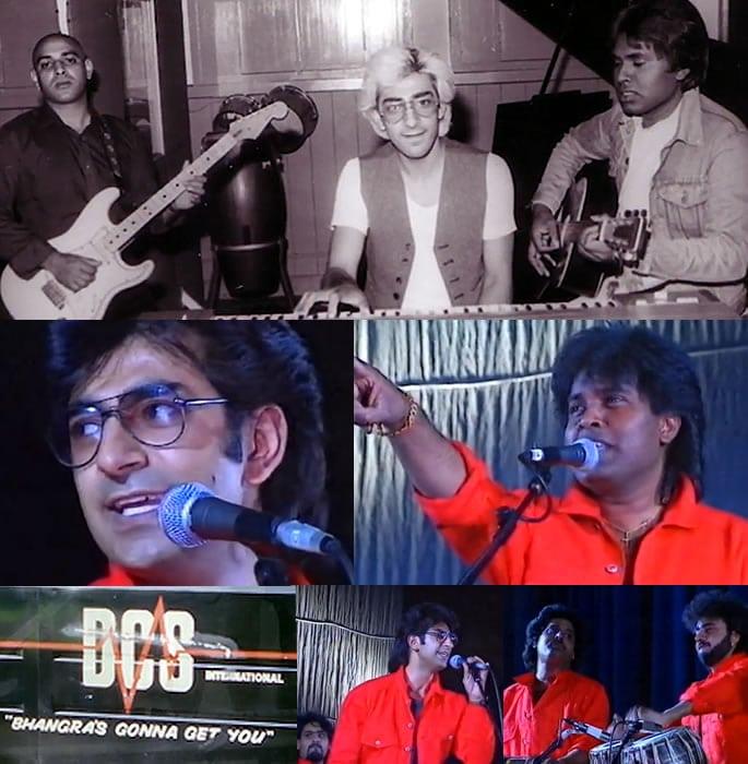 bhangra bands 1980s dcs