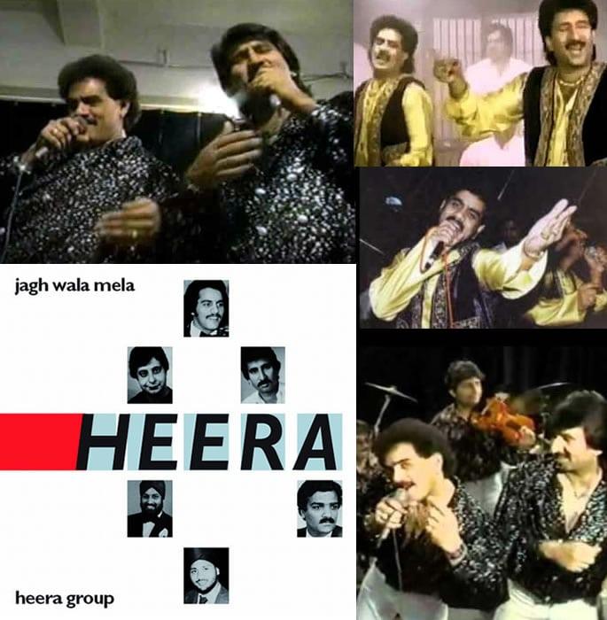 bhangra bands 1980s heera