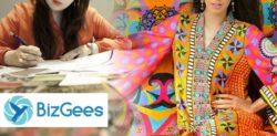BizGees seek British Pakistani Textile Designers to help Refugees