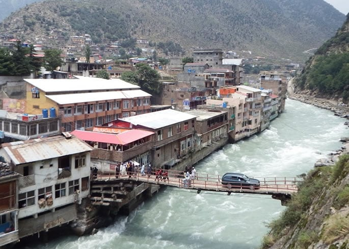 bizgees swat valley pakistan