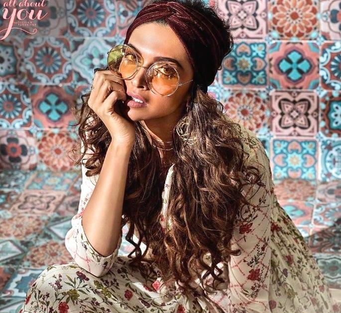 deepika - सेलिब्रिटी फैशन ब्रांड